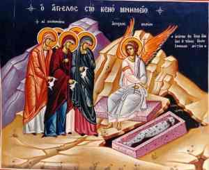 Holy Myrrhbearers